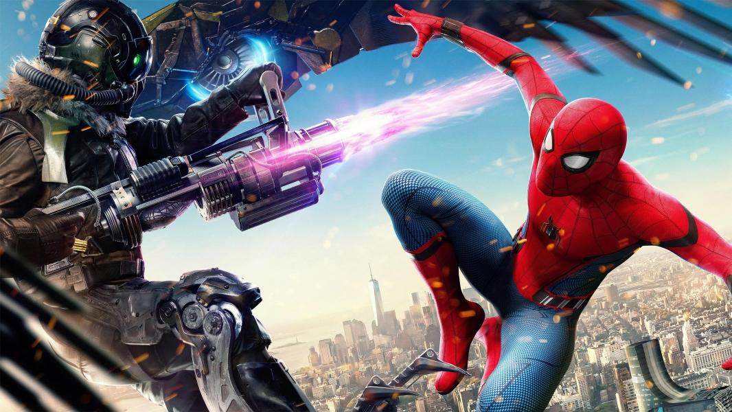 Spiderman Homecoming Movie4k