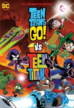 Teen Titans Go! vs. Teen Titans-watch