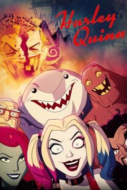 Harley Quinn-watch