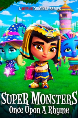Super Monsters: Once Upon a Rhyme-watch