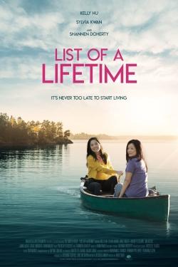 List of a Lifetime-watch