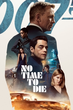 No Time to Die-watch