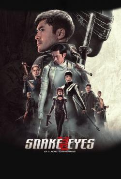 Snake Eyes: G.I. Joe Origins-watch