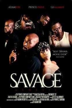 Savage Genesis-watch